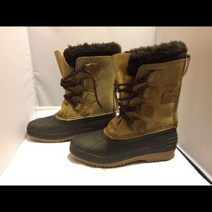 "Sorel ""Badger"" Snow Boots 5"